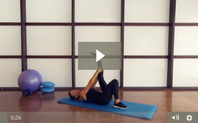 Simple Lower Body Stretch