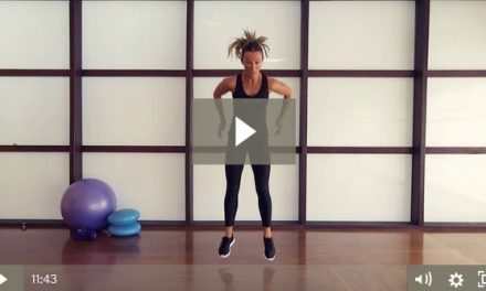 Squat HIIT Workout (12 mins)