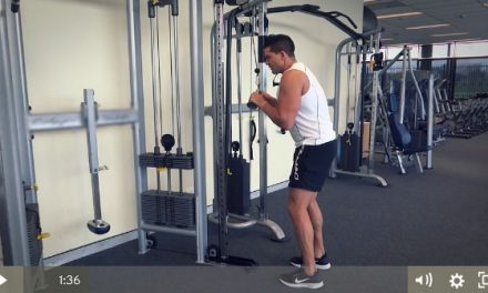 Triceps Workout For Building Strength (With Supersets)