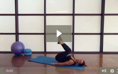 Tummy, Butt & Thighs Circuit (12 mins)
