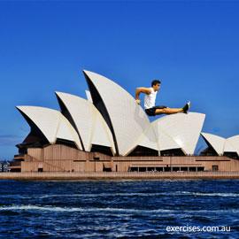 Sydney Opera House Dips