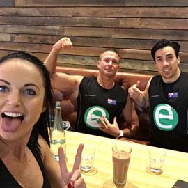 Australian Fitness Models