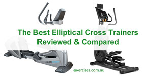 Best Elliptical Cross Trainers Australia