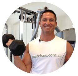 Dmitri Simons Fitness Blogger Australia