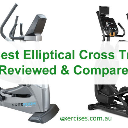 5 Best Elliptical Cross Trainers Australia 2021 [Full Review]