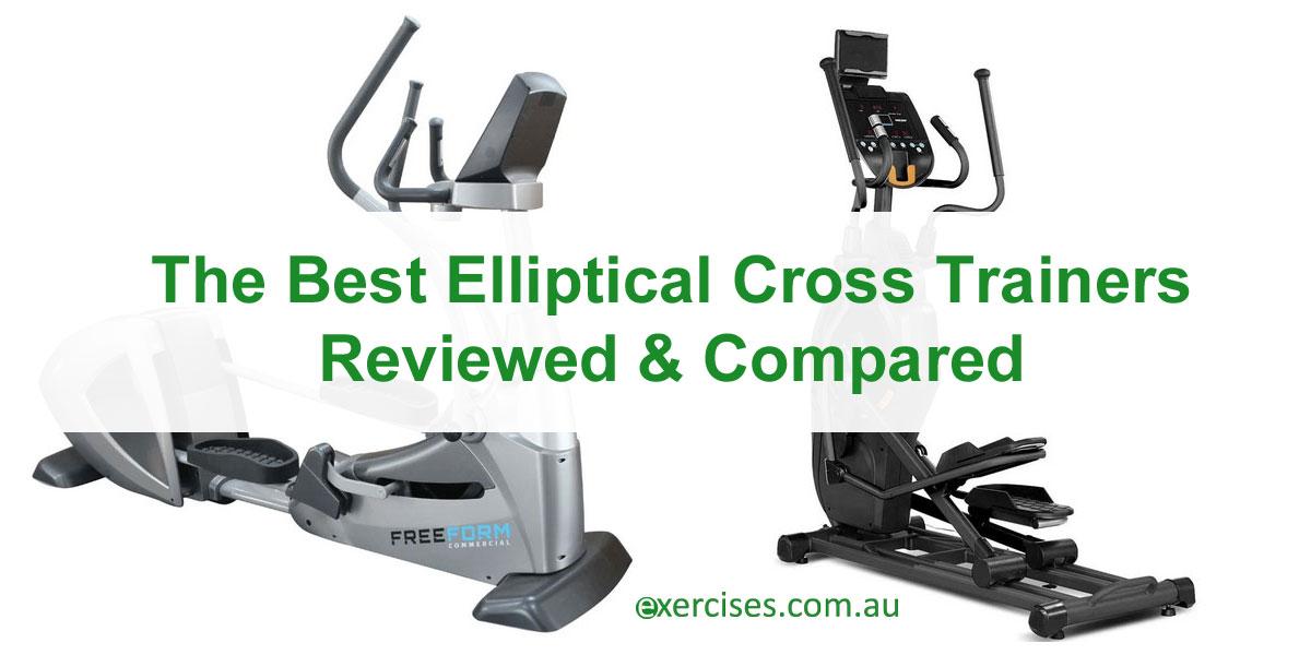 5 Best Elliptical Cross Trainers Australia 2020 [Full Review]