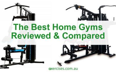 9 Best Home Gyms Australia 2020 [Full Review]