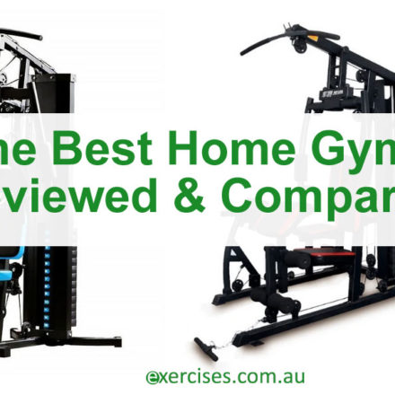 9 Best Home Gyms Australia 2021 [Full Review]