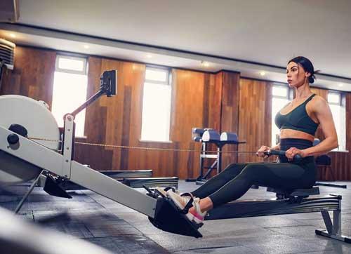 Elliptical Cross Trainer vs Rowing Machine