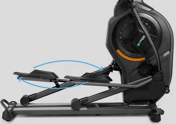 Lifespan Fitness XT 44 Elliptical Cross Trainer