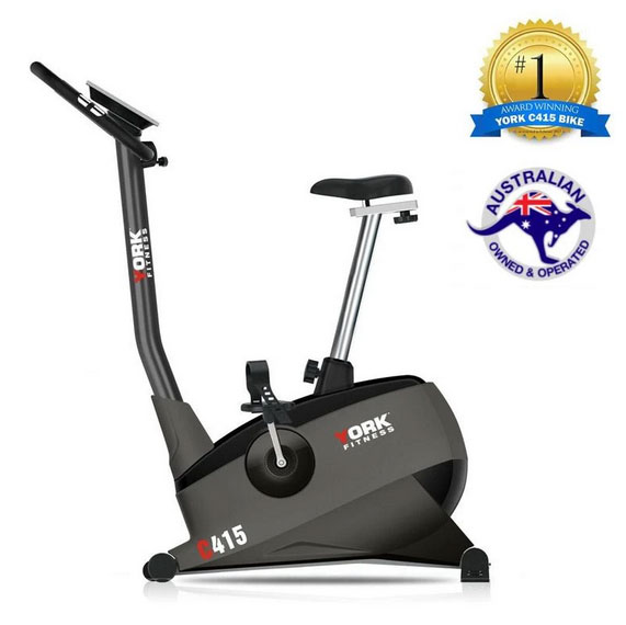York C415 Upright Exercise Bike Review