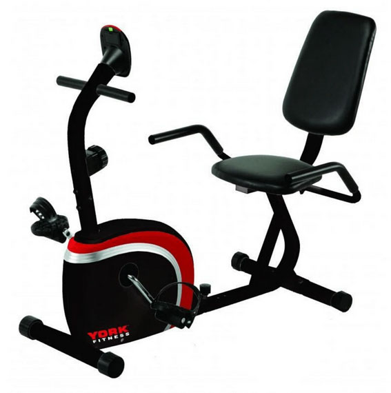 York Fitness Performance Recumbent Exercise Bike Review