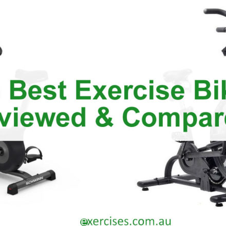 9 Best Exercise Bikes Australia 2021 [Full Review]