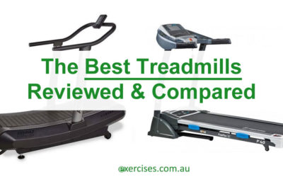 7 Best Treadmills Australia 2020 [Reviewed & Compared]