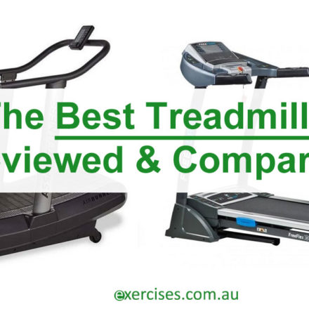 7 Best Treadmills Australia 2021 [Reviewed & Compared]