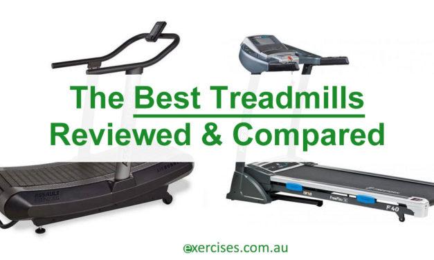 7 Best Treadmills Australia 2020 [Reviewed & Compared]