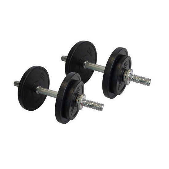 20kg Rubber Adjustable Dumbbells Australia