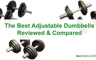 17 Best Adjustable Dumbbells Australia [Reviewed & Compared]