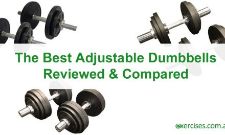 17 Best Adjustable Dumbbells Australia [Reviewed & Compared]