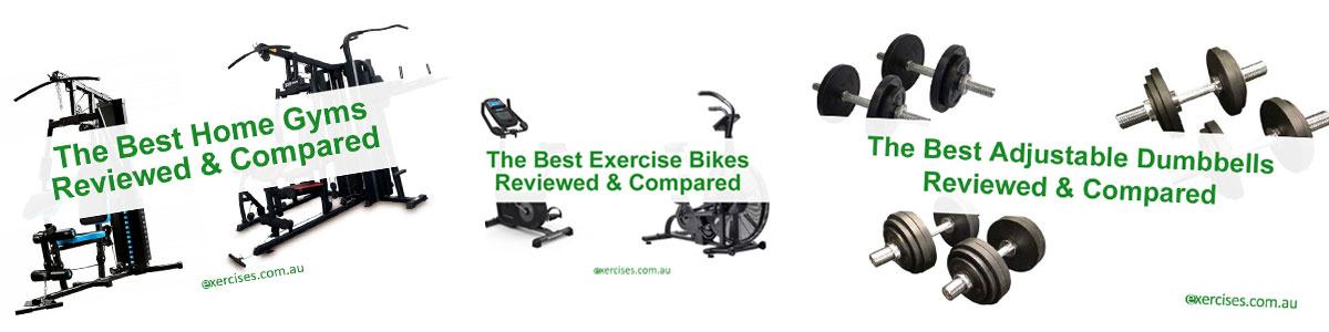 Fitness Equipment Reviews Australia