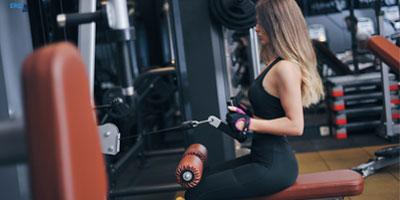 Gym Equipment Back