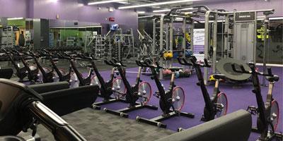 Gym Equipment Bike