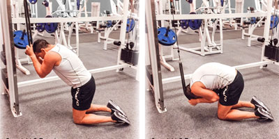 Gym Equipment For Stomach