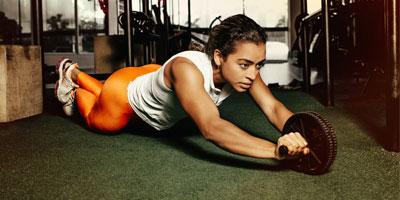 Gym Equipment Roller