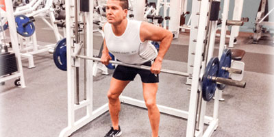 Gym Equipment Smith Machine